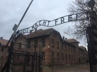 Gedenkstättenfahrt nach Auschwitz und Krakau 2017