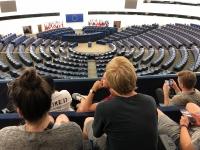 Jugendsommerfahrt nach Straßburg und Taizé 2018